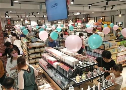 【YOYOSO韓尚優品】唐山京唐港店盛大開業,開啟全新優品生活!