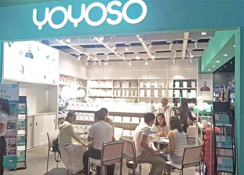 YOYOSO韓尚優品2019泰國連鎖加盟展完美收官,東南亞版圖加速擴張!