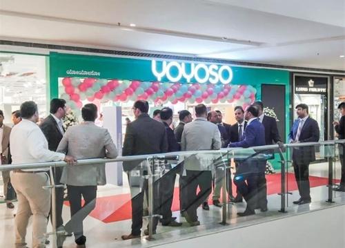 【YOYOSO韓尚優品】印度Bangalore Vega City 店盛大開業!