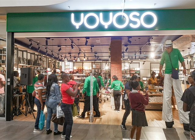 yoyoso south africa benori store