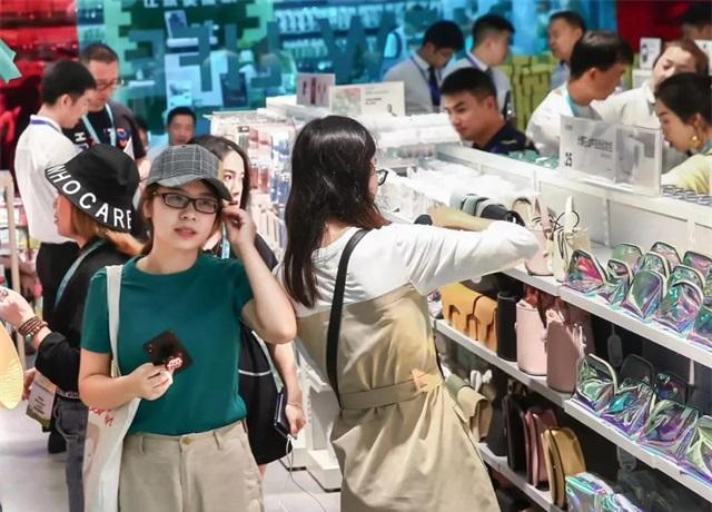 百貨加盟店韓尚優品