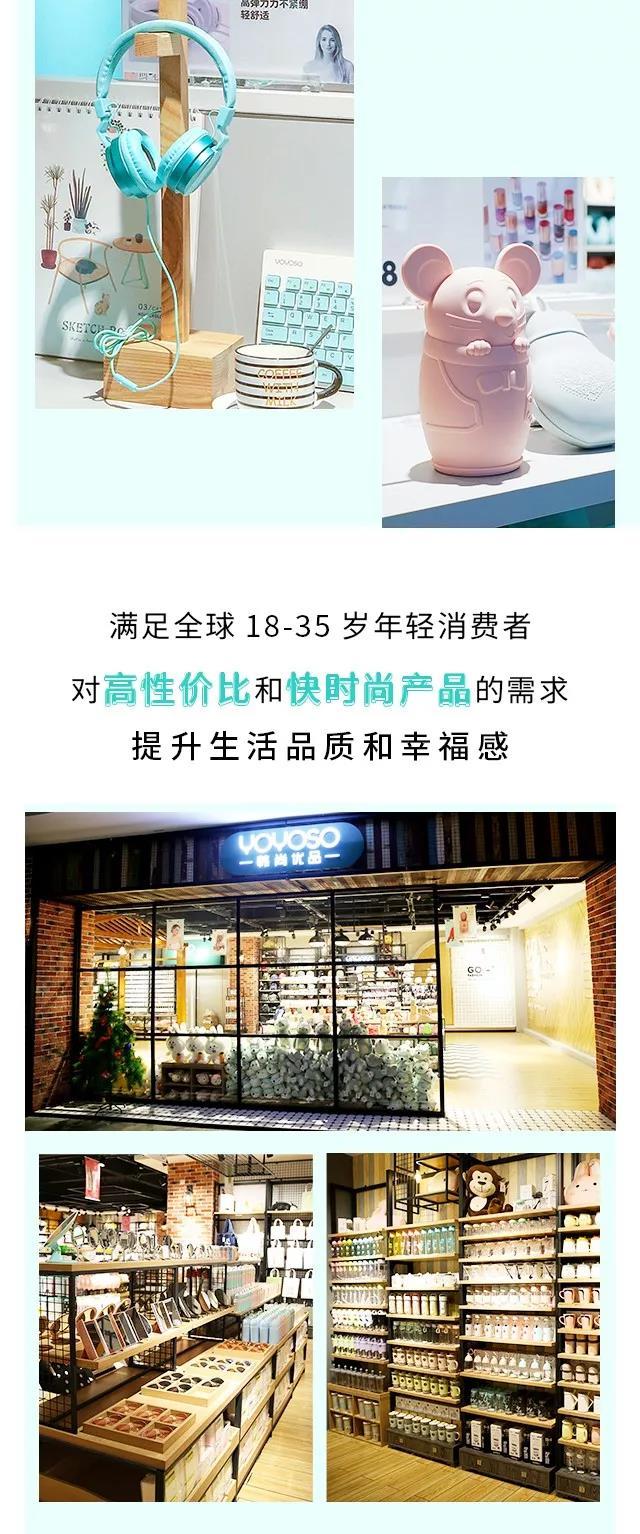 YOYOSO韓尚優品江蘇常州店開業4