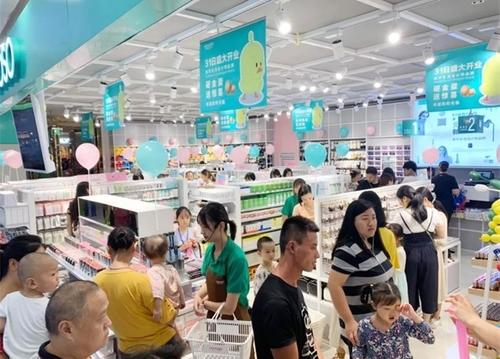 韓尚優品商學院:快時尚百貨店的選址之道