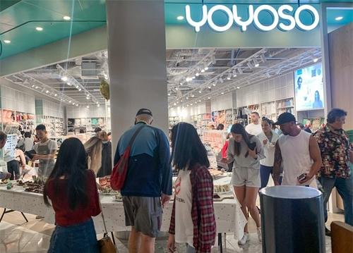 YOYOSO新西蘭 Albany Mall 店盛大開業!