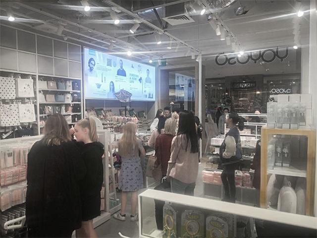 YOYOSO新西蘭 Albany Mall 店盛大開業4