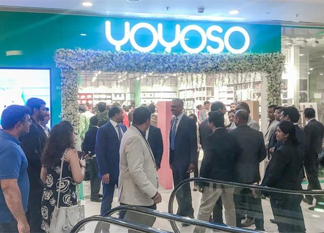 YOYOSO印度Vega City店