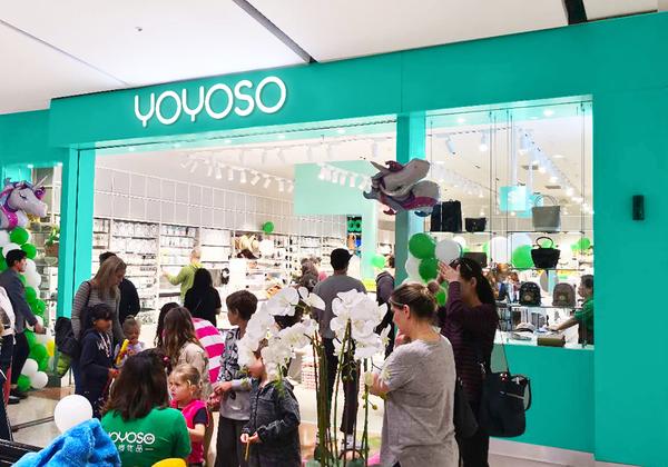 YOYOSO韓尚優品新西蘭加盟店