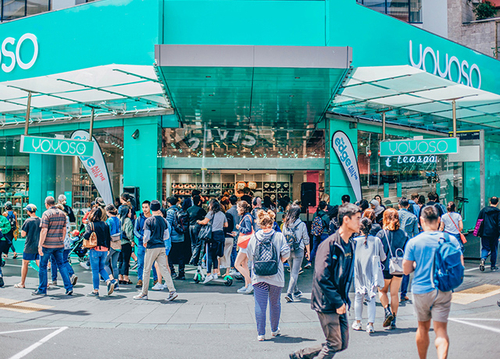 YOYOSO新西蘭奧克蘭旗艦店盛大開業