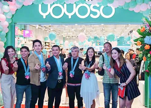 YOYOSO菲律賓馬尼拉BGC店盛大開業