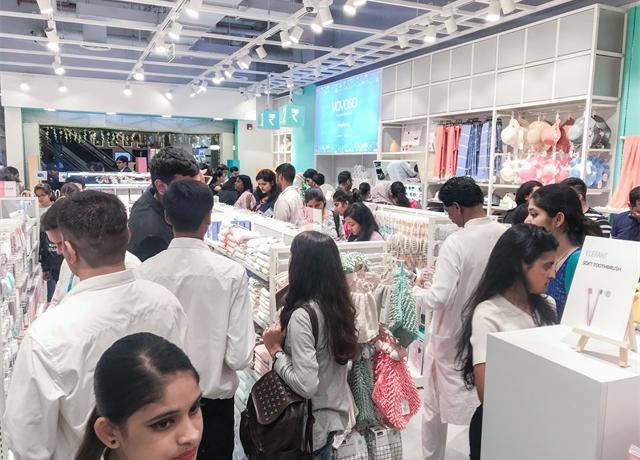 韓尚印度新店
