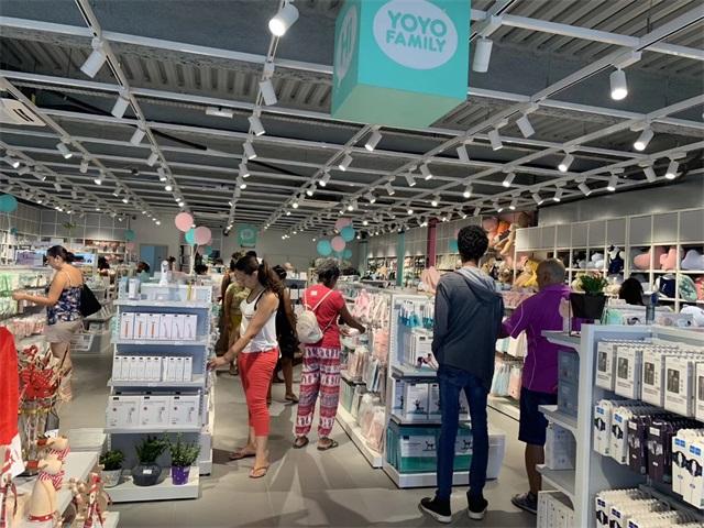 yoyoso france reunion island store加盟火爆