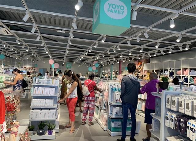yoyoso france reunion island store加盟連鎖百貨
