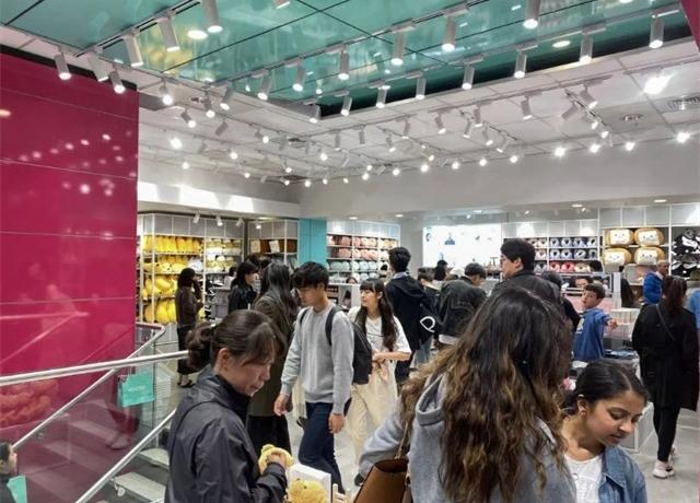yoyoso queen street store 創業加盟韓尚優品
