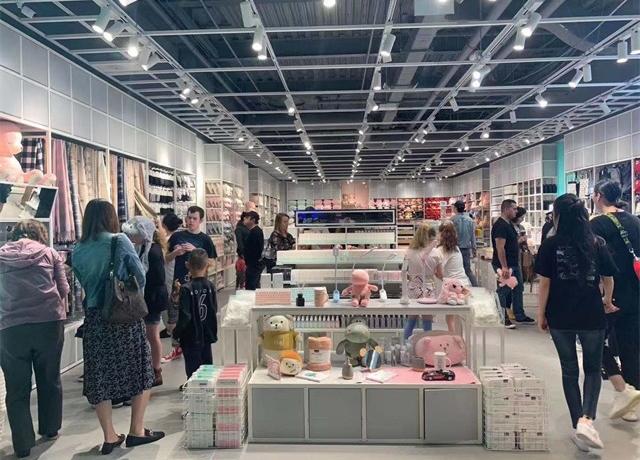 YOYOSO Newmarket Store百貨加盟