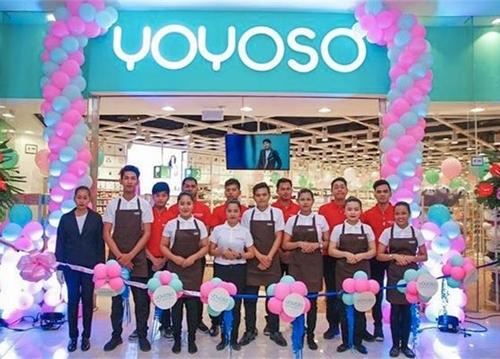 YOYOSO韓尚優品快時尚百貨加盟,讓創業者充滿信心