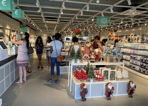 韓尚優品商學院:快時尚百貨店購物體驗遠超傳統百貨店