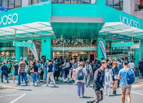 韓尚優品:多種營銷方式,以最優惠滿足消費打造,受消費者追捧的快時尚百貨店