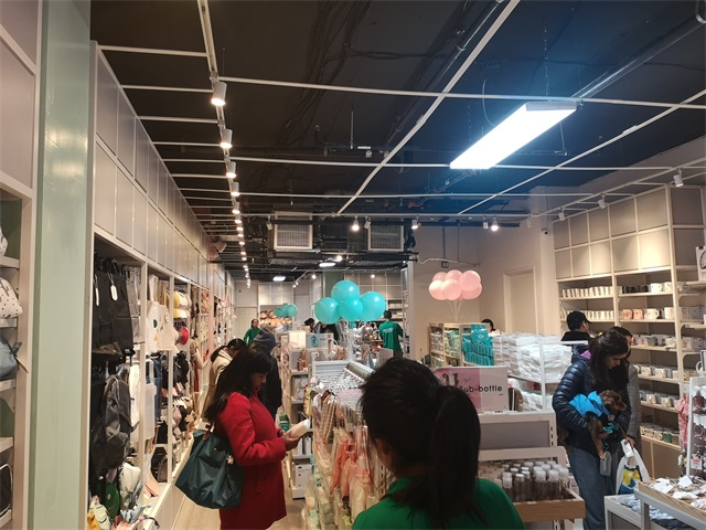 YOYOSO美國紐約新店人氣現場