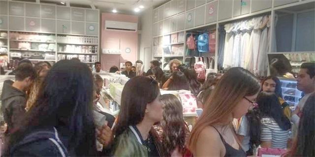 YOYOSO國外墨西哥新店開業