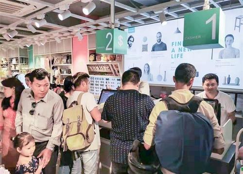 韓尚商學院:快時尚百貨加盟店如何提升消費者購物的體驗感?