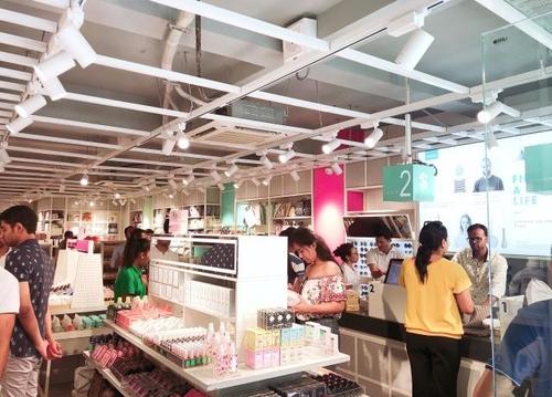 韓尚商學院:快時尚百貨店如何運作?了解兩點讓你客源不斷!