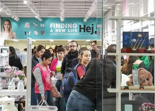 韓尚優品:實體店的風口浪尖?實體店的未來發展趨勢!