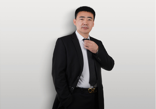 YOYOSO · Jiang Yanqiang-Gold Instructor of the Business School of YOYOSO