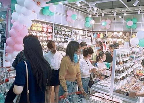 YOYOSO韓尚優品河南商丘睢陽店盛大開業!
