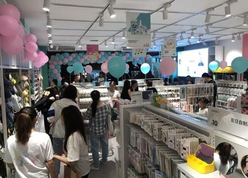 YOYOSO韓尚優品湖南郴州店盛大開業!