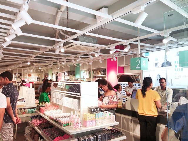 韓尚優品匯聚全球優品,開啟快時尚百貨一站式體驗