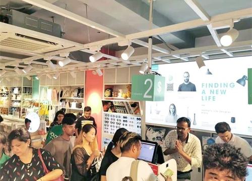 韓尚優品:匯聚全球優品,開啟快時尚百貨一站式體驗