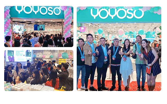 YOYOSO韓尚優品精彩亮相2020中國國際電商博覽會18