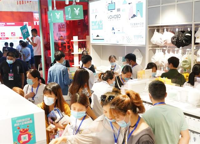 YOYOSO韓尚優品|2020國際電商博覽會人氣火爆