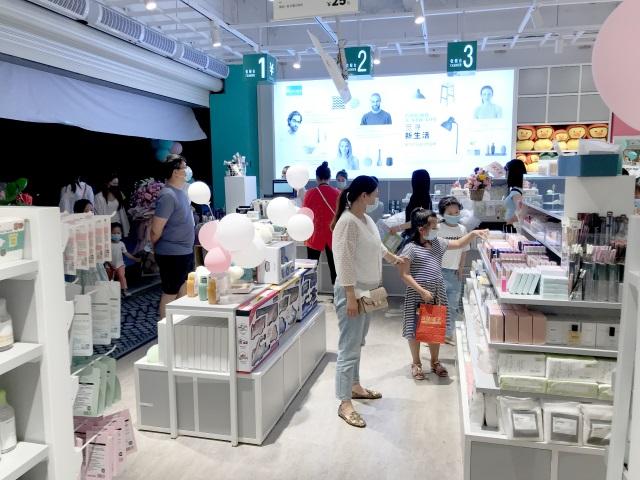 """韓尚優品成立于2014年,公司總部位于""""國際小商品之都"""""""