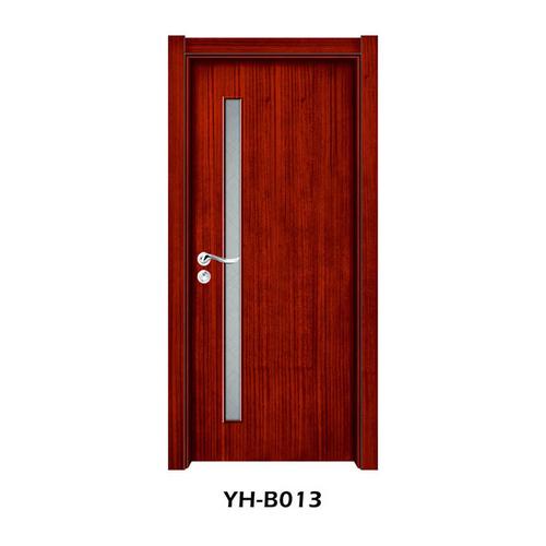 实木复合门-YH-B013
