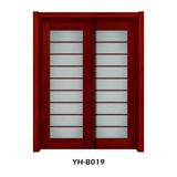 实木复合门 -YH-B019