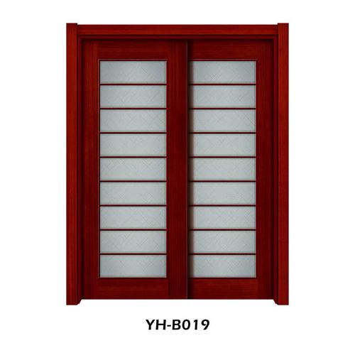 实木复合门-YH-B019