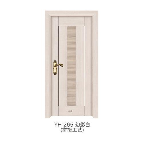 仿拼接木门-YH-265(幻影白)
