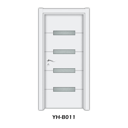 实木复合门-YH-B011