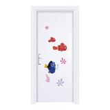 室内套装门 -YH136卡通工艺门