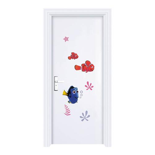 室内套装门-YH136卡通工艺门