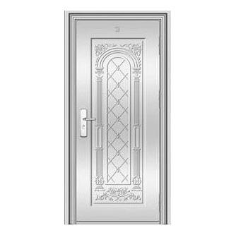 不锈钢门-YH8105整板门