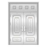 不锈钢门 -YH8123整板门
