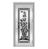 不锈钢门 -YH8106整板门