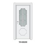 实木复合门 -YH-B020