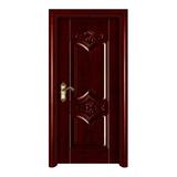 室內套裝門 -YH128印度紫檀深拉伸
