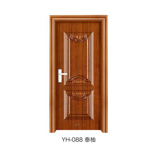钢木室内门-YH-088(泰柚)