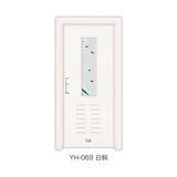 鋼木室內門 -YH-069(白楓)