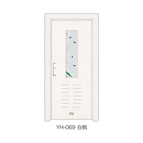 钢木室内门-YH-069(白枫)