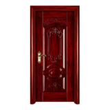 室內套裝門 -YH129巴西紅柳深拉伸